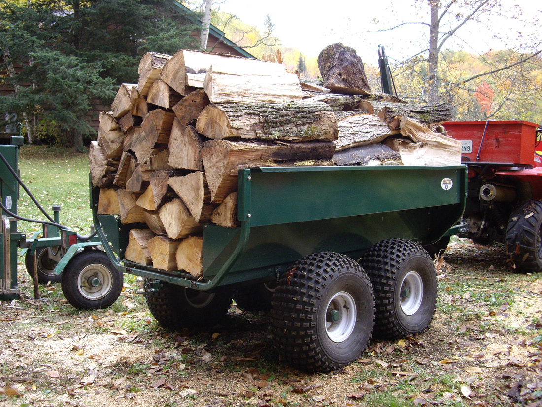 Haul Muts The Swiss Army Knife Of Atv Work Trailers
